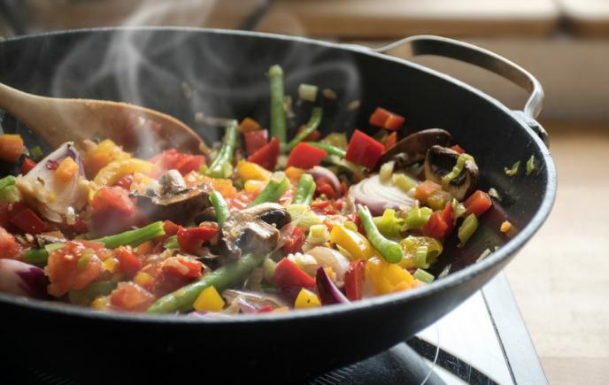 Menu dieta sin verduras