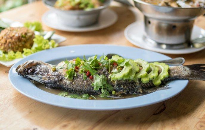 recetas de pescado empapelado