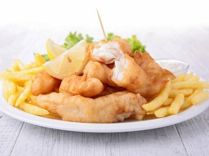 Prepara los pescaditos fritos que a todos nos encantan