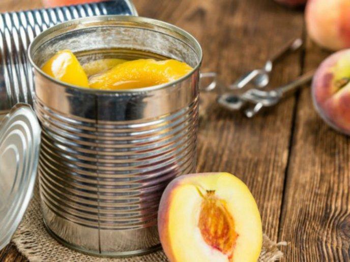 Cómo abrir una lata con una cuchara?