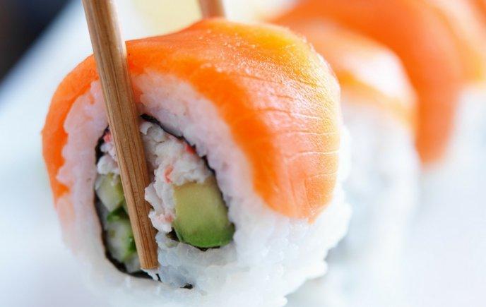 Cantidad vinagre arroz sushi