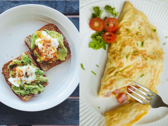 6 desayunos con huevo para disfrutar del mundial
