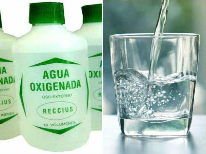 Conoce la razón por la cual la gente está bebiendo agua oxigenada