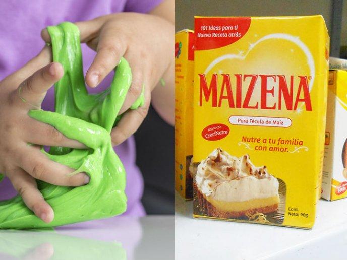 como hacer slime comestible con gomitas