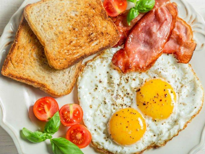 trucos sencillos para bajar de peso en el desayuno