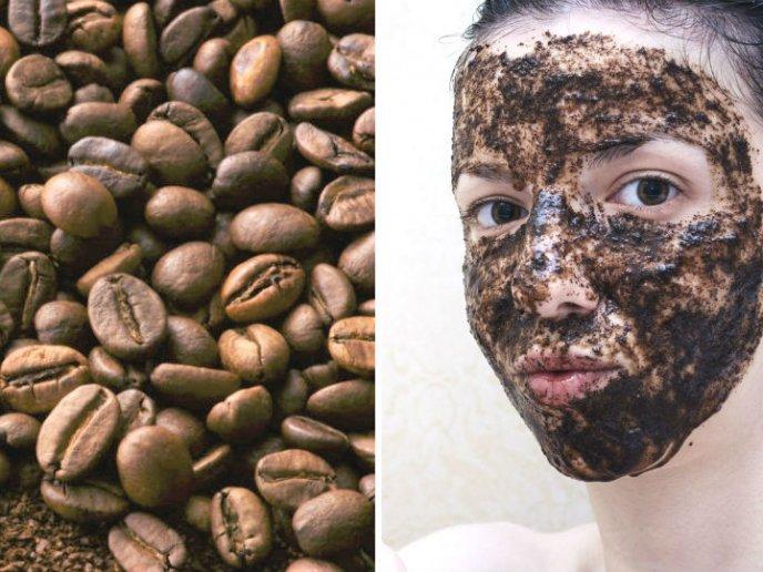 Mascarilla De Cafe Para Eliminar Las Cicatrices