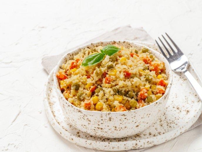 Noni para adelgazar receta arroz