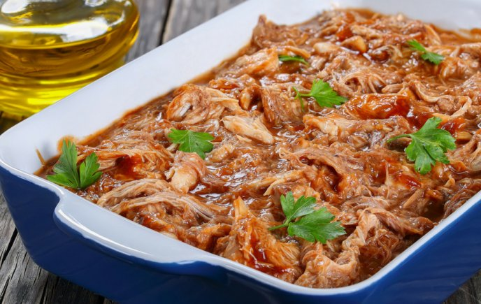 recetas sencillas con carne desmenuzada