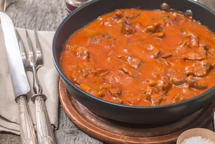 salsa sencilla para carnes rojas