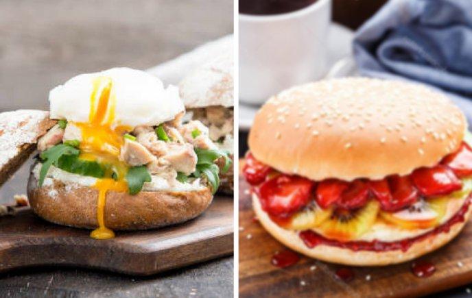 9 ideas de rellenos para pan de hamburguesa, rápidos y económicos ...
