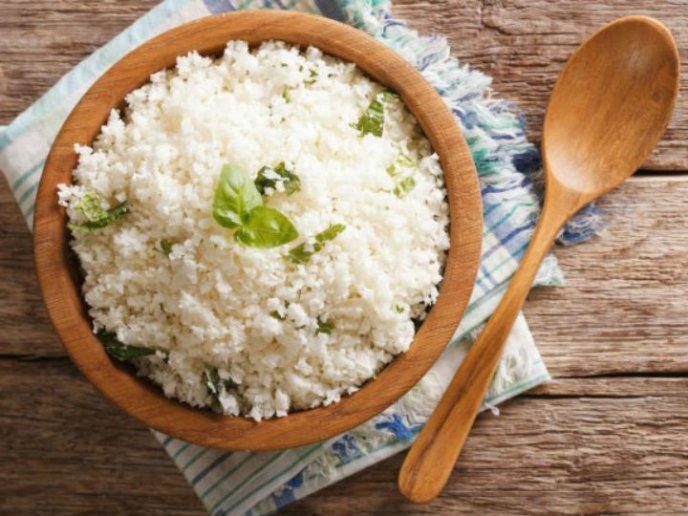 como bajar de peso con arroz