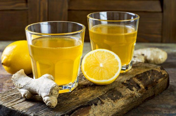 receta+para+bajar+de+peso+con+jengibre+y+limon