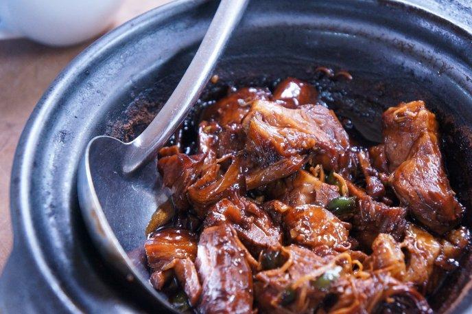 recetas sencillas con carne y salsa