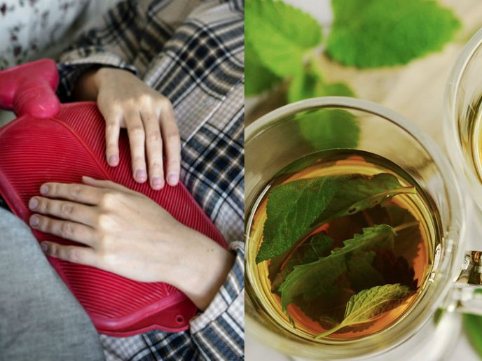que tomar para los colicos menstruales remedios caseros
