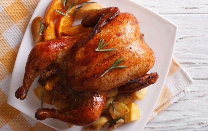 recetas de pavo al horno jugoso