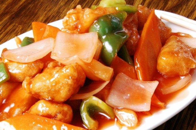 Tenemos La Receta De Pollo Agridulce A La Naranja Igualita A La De Tu Restaurante Favorito