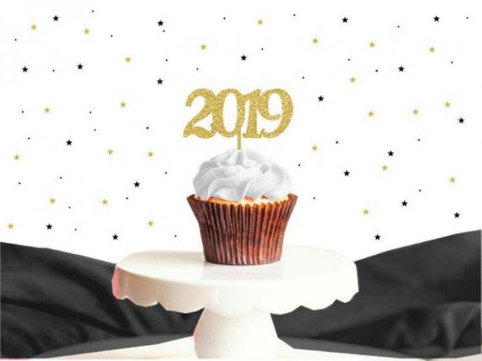 Las Mejores Ideas Para Decorar Tus Cupcakes En Año Nuevo