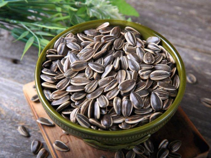 beneficios de la semilla de girasol para bajar de peso