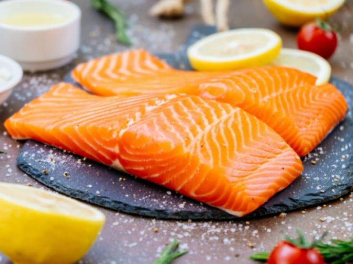 dieta a base de pescado para adelgazar