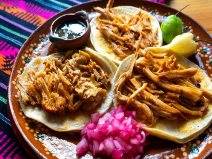 cochinita pibil, ¡solo 4 ingredientes!