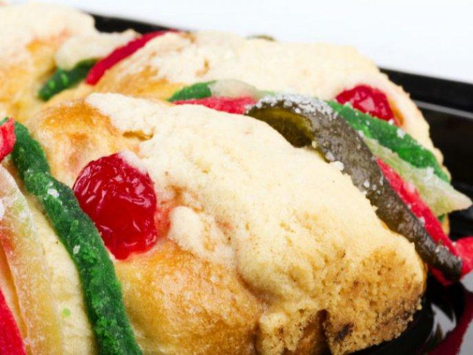 recetas para rosca de reyes tradicional