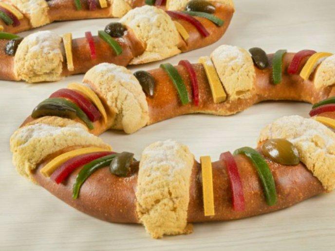 Cómo Hacer Rosca De Reyes Con Mantequilla De 1 Kilo