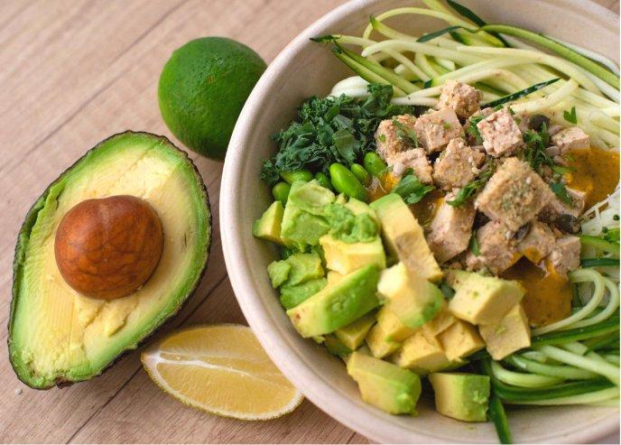 Recetas de ensaladas ricas para dietas