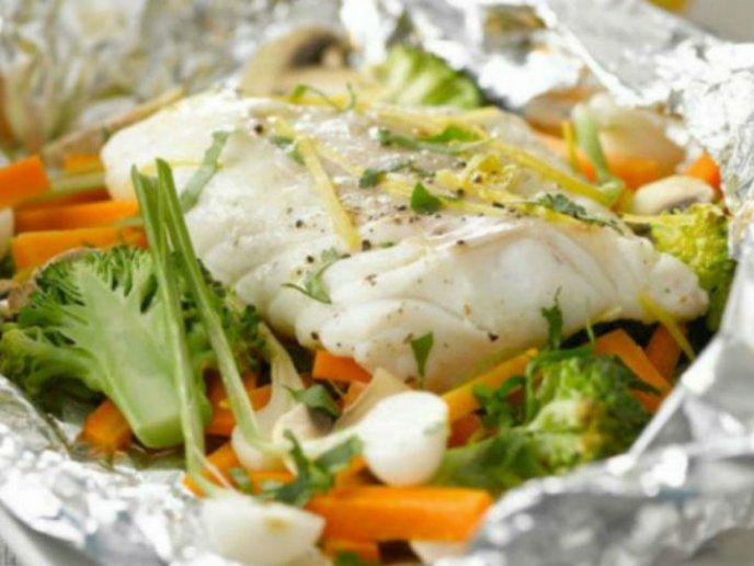 recetas de camaron pescado y atun