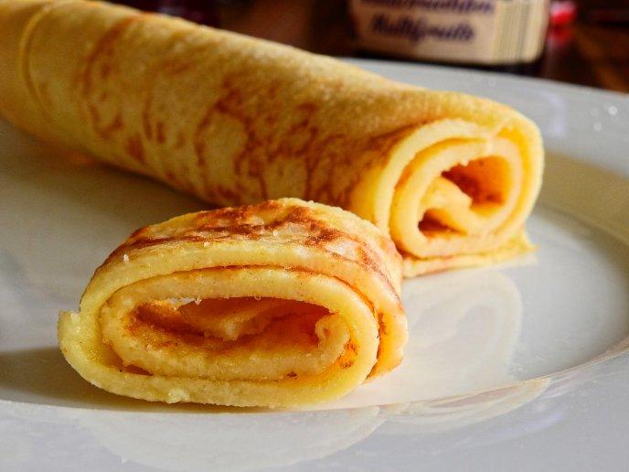 Cómo Hacer Crepas De Avena Son Solo 3 Ingredientes Desayuna Saludable