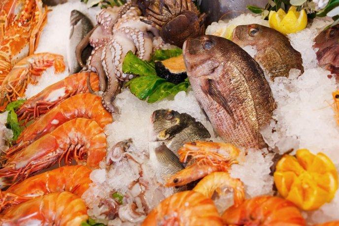 diferencia entre pescado y marisco