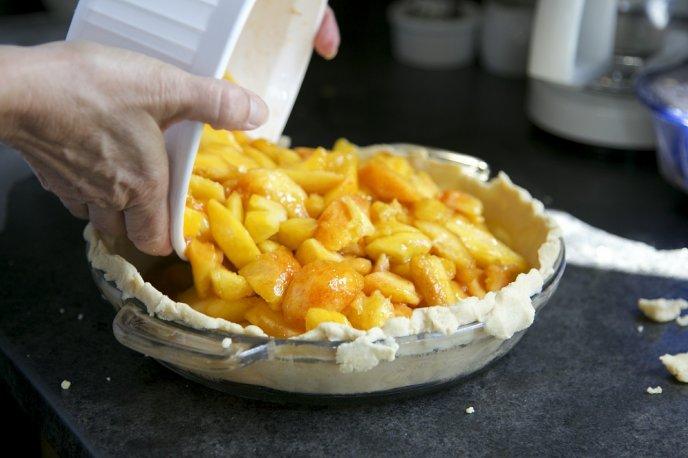 Relleno De Manzana Para Postres Cocinadelirante