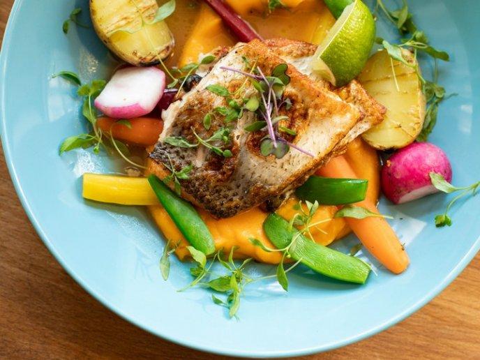 Recetas con pescado sin horno