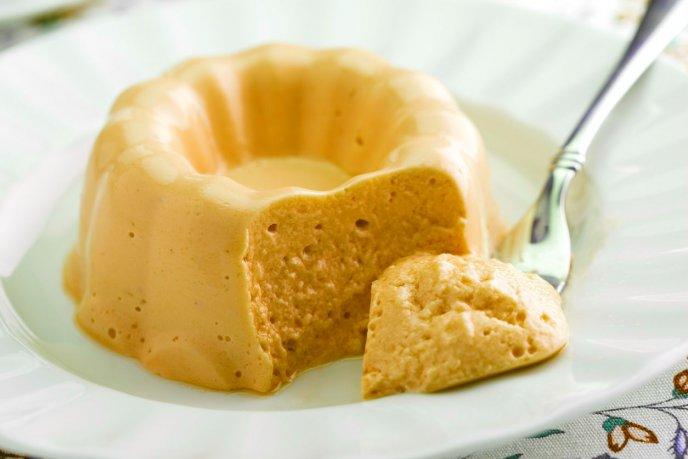 receta de gelatina de mango cremosa
