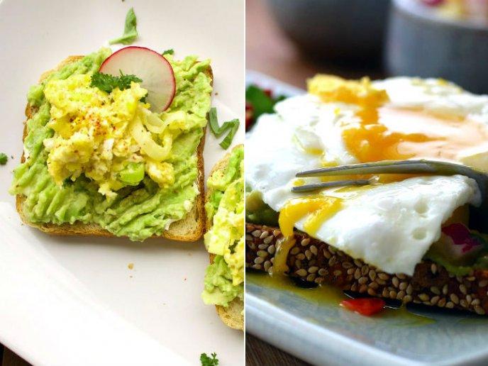 Economicos sencillos desayunos saludables y