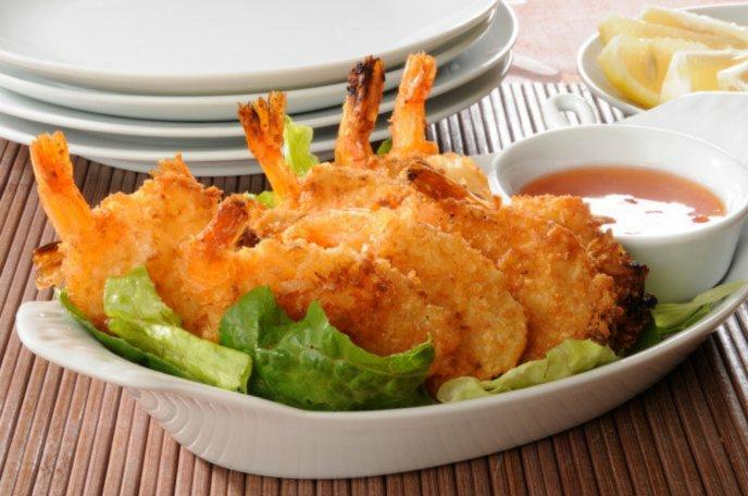 Impresiona a tu familia con este crujiente camarón empanizado estilo japones