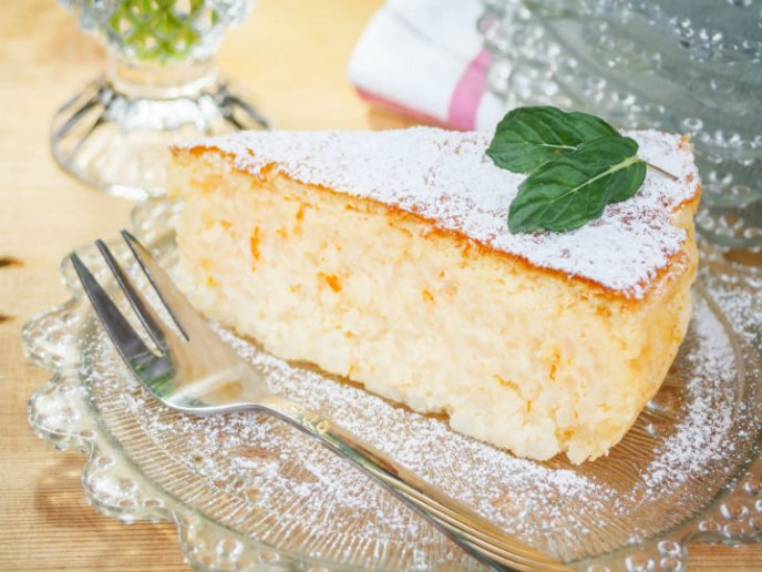 receta kuchen de platano convict caseína condensada