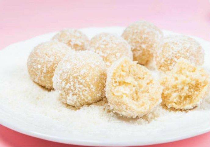 Trufas de queso crema con galletas marías, ¡saben a cheesecake!