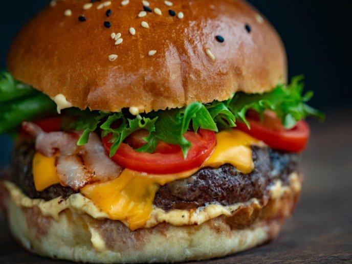 Saludable CARNE para hamburguesas, ¡con AVENA y VERDURAS!