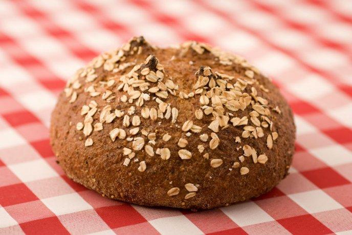 receta del pan de avena facil
