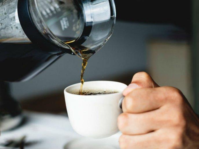 El cafe hace bajar de peso