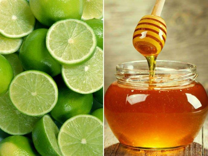 miel de abeja y limon para adelgazar