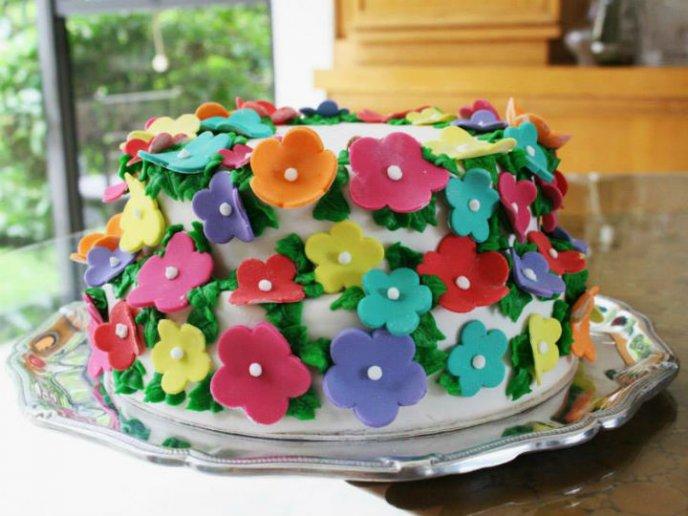 Resultado de imagen para pasteles fondant