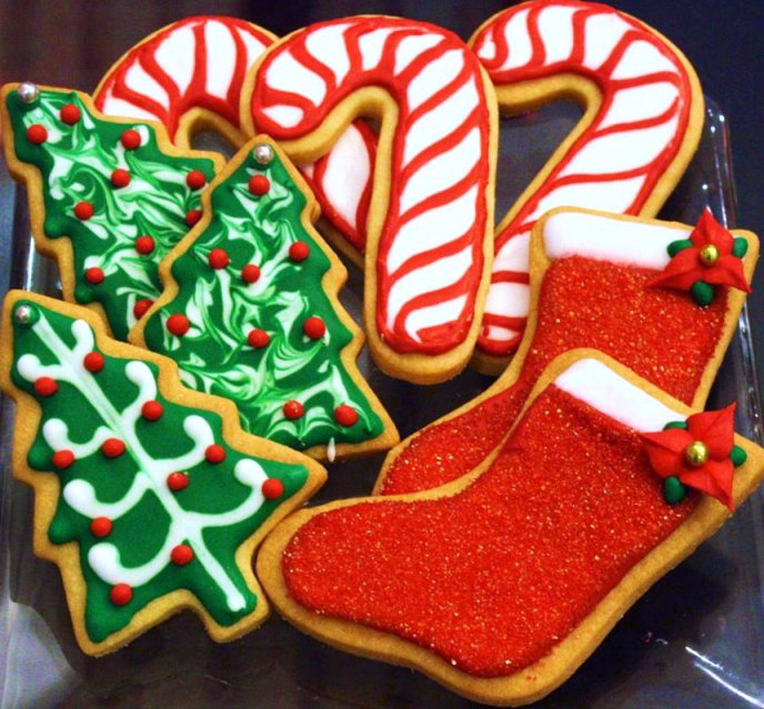 Recetas Sencillas De Galletas Para Vender Navidad