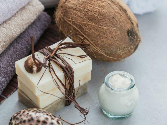 Prepara este jabón artesanal de Coco, ¡amarás el olor!