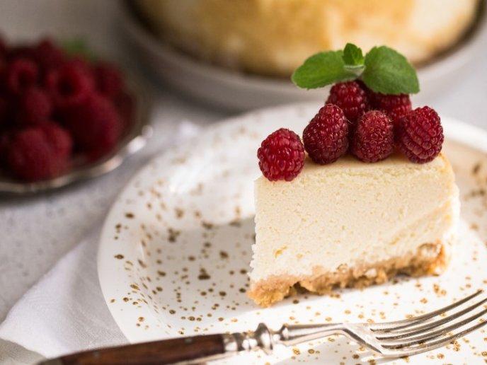 Receta Cheesecake Clasico Sin Horno