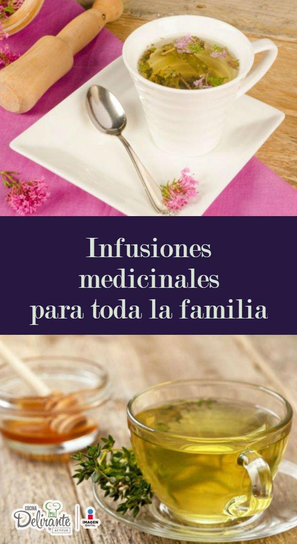 Infusiones Medicinales Naturales De Hierbas