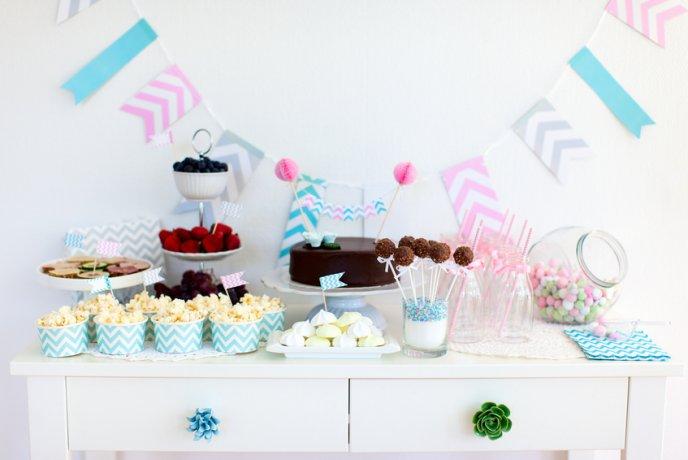 7 pasos para armar una mesa de dulces | CocinaDelirante