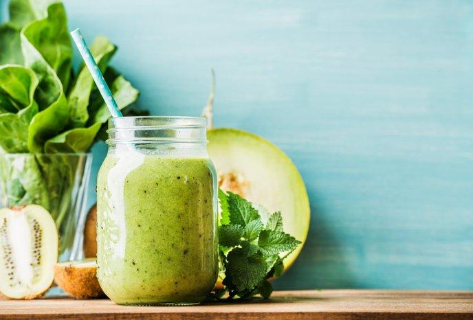 jugo-verde-para-adelgazar-receta-facilisima-melon