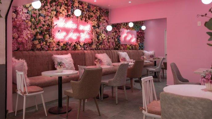 Las cafeterías mas bonitas de la cdmx