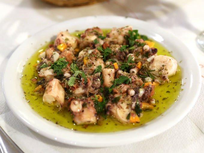 Recetas para preparar pulpo cocinadelirante for Cocinar con 5 ingredientes